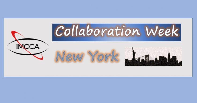 IMCCA, Collaboration Week NY