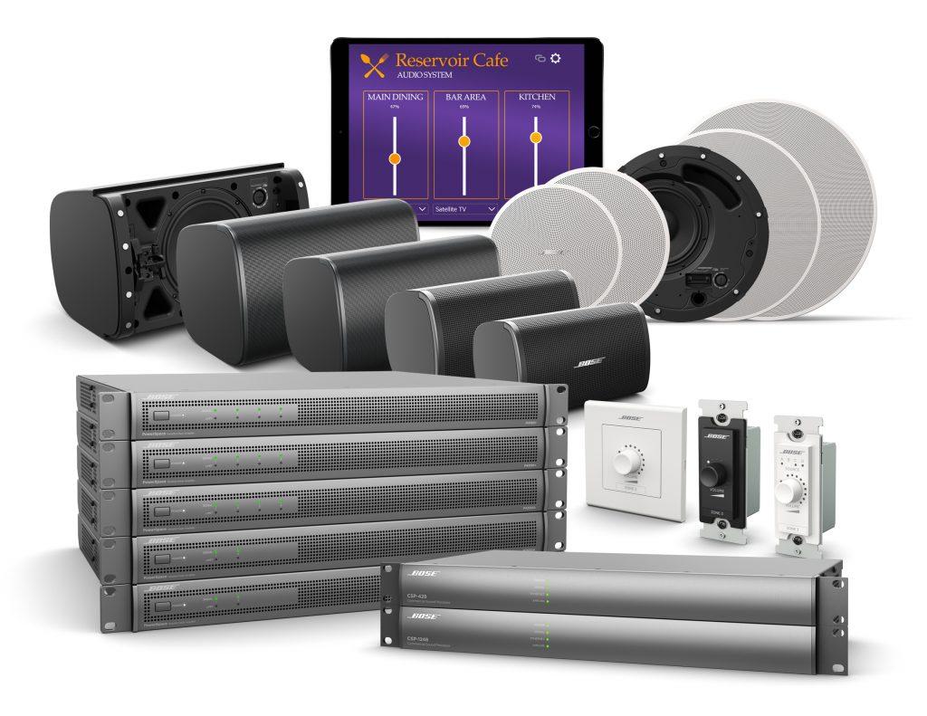 Audio System Bose