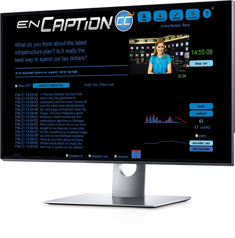 enCaption4 Reduces Costs By Automating Captioning Workflows