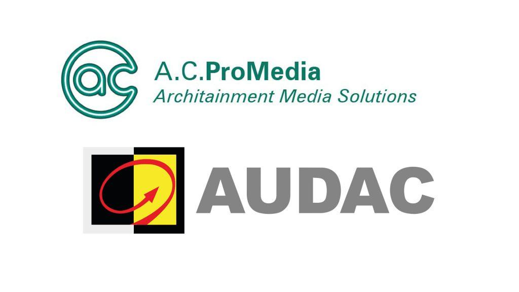 A.C. ProMedia, AUDAC