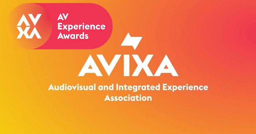 AVIXA, AV Experience Awards