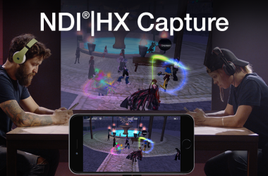 NDI, NDI HX Capture
