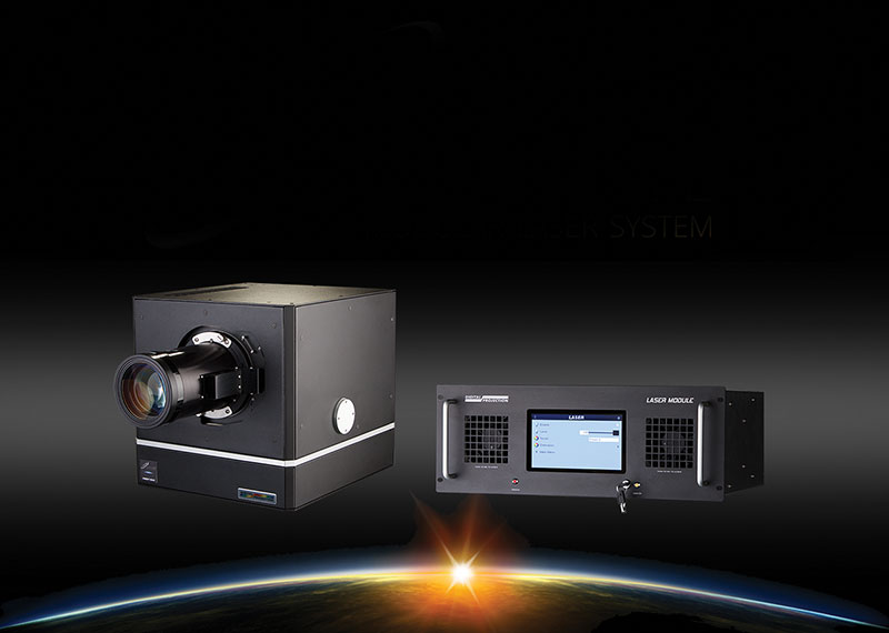 Satellite Modular Laser System: A Customizable Projector Solution