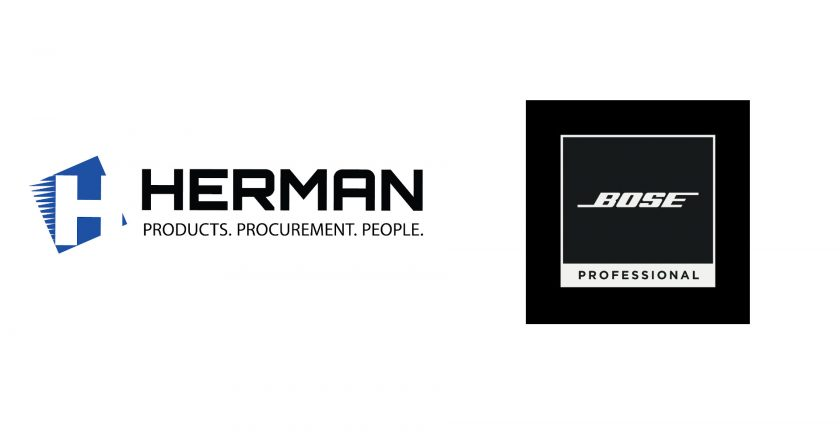 Herman ProAV, Bose Professional