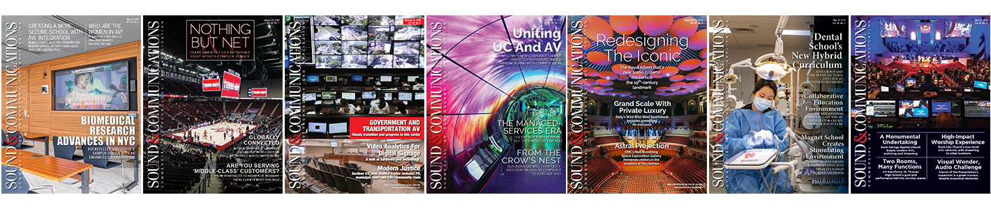 Sound & Communications Covers
