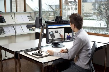 Visual collaboration, videoconferencing