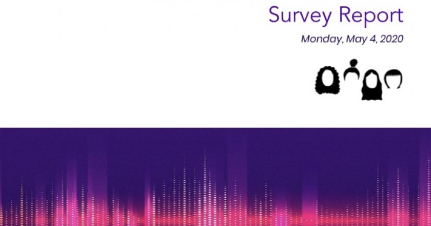 WAVE, Women in AV Survey