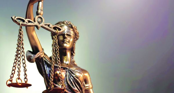 Law, Scales of justice
