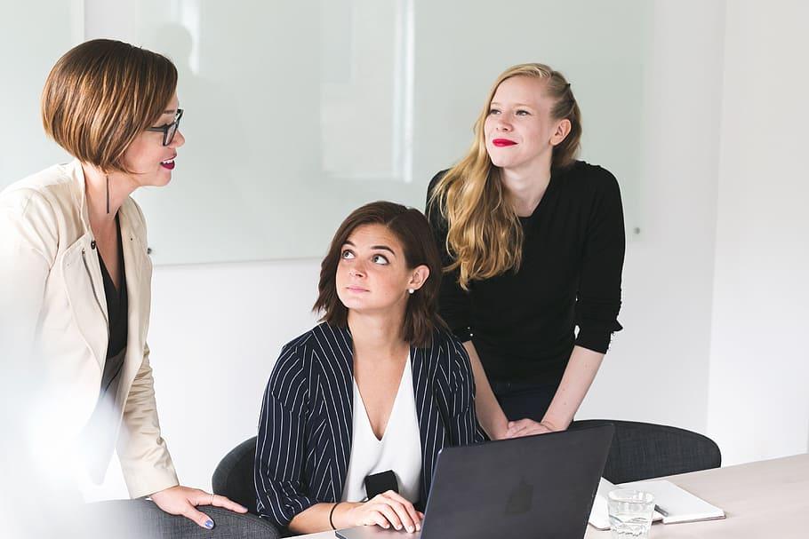 Women in Business, Women in AV