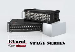 Arista, E-Vocal Stage Boxes