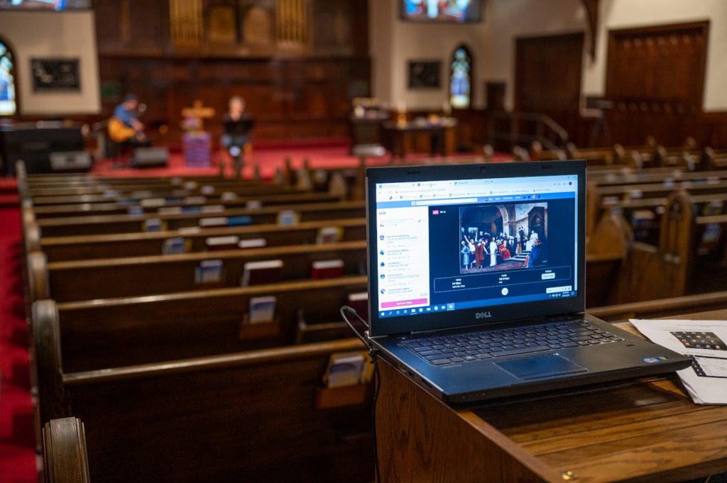 Church, Livestream