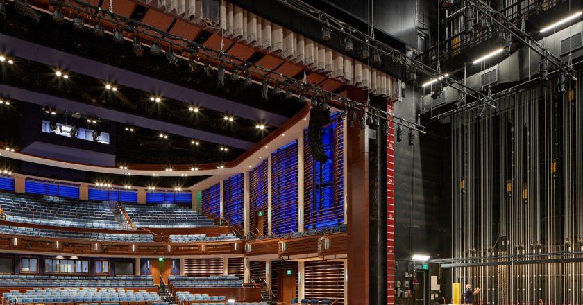Gogue Performing Arts Center, June 2020