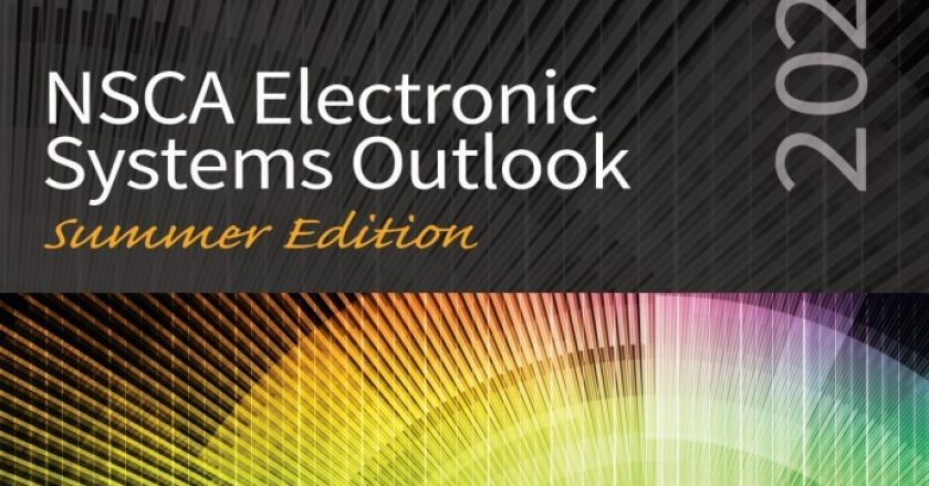 NSCA, NSCA Electronic Systems Outlook