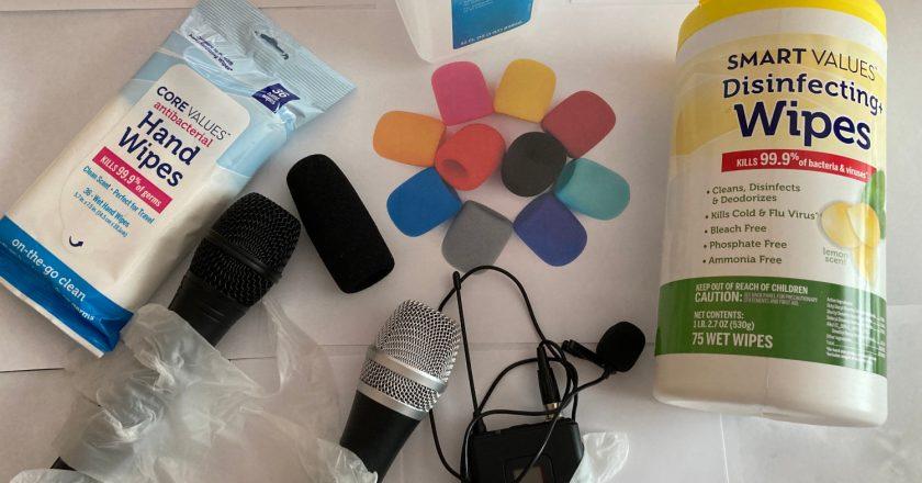 Microphones, Post-COVID-19 world