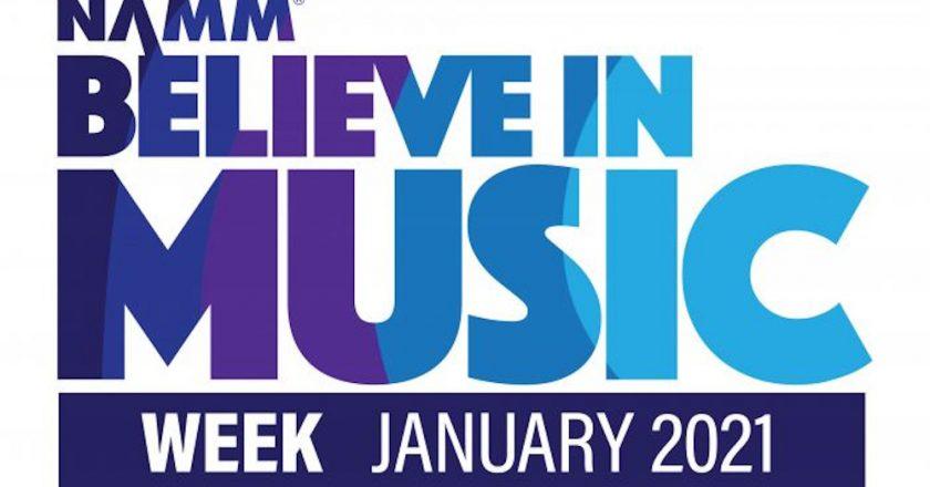 NAMM, NAMM Show, Believe in Music