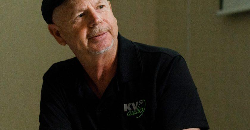 KV2, David Croxton