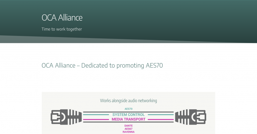 OCA Alliance