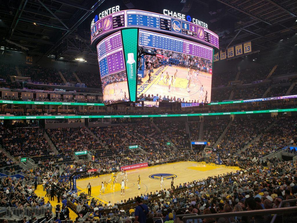 Sports, Stadium