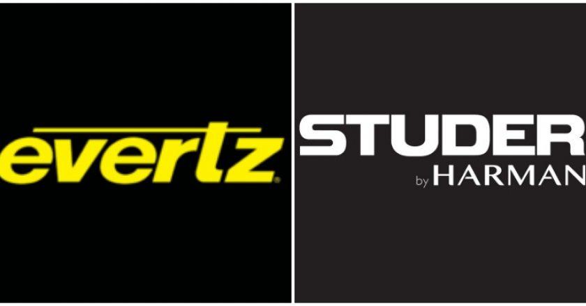 Evertz Technologies, Studer