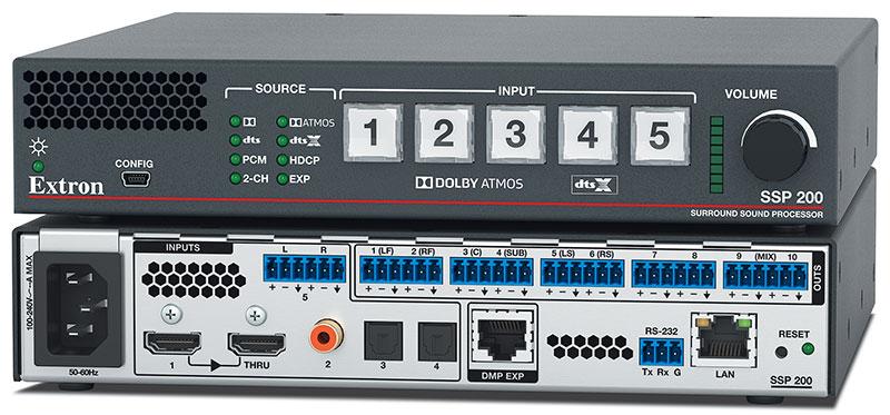 Introducing The Audio Surround Sound Processor For Pro AV