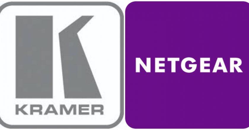 Kramer, NETGEAR