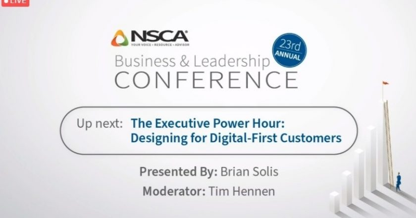 NSCA Business & Leadership Conference