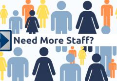 Smaller Staff
