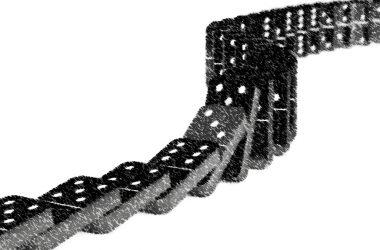 Dominoes, Remote Work