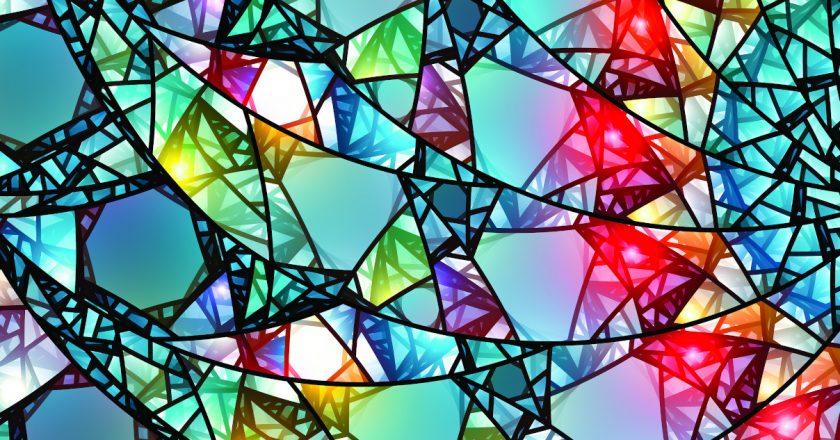 Stained Glass, Worship Center AV Survey