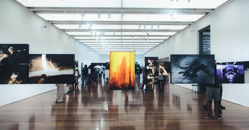 Digital Displays, Museum