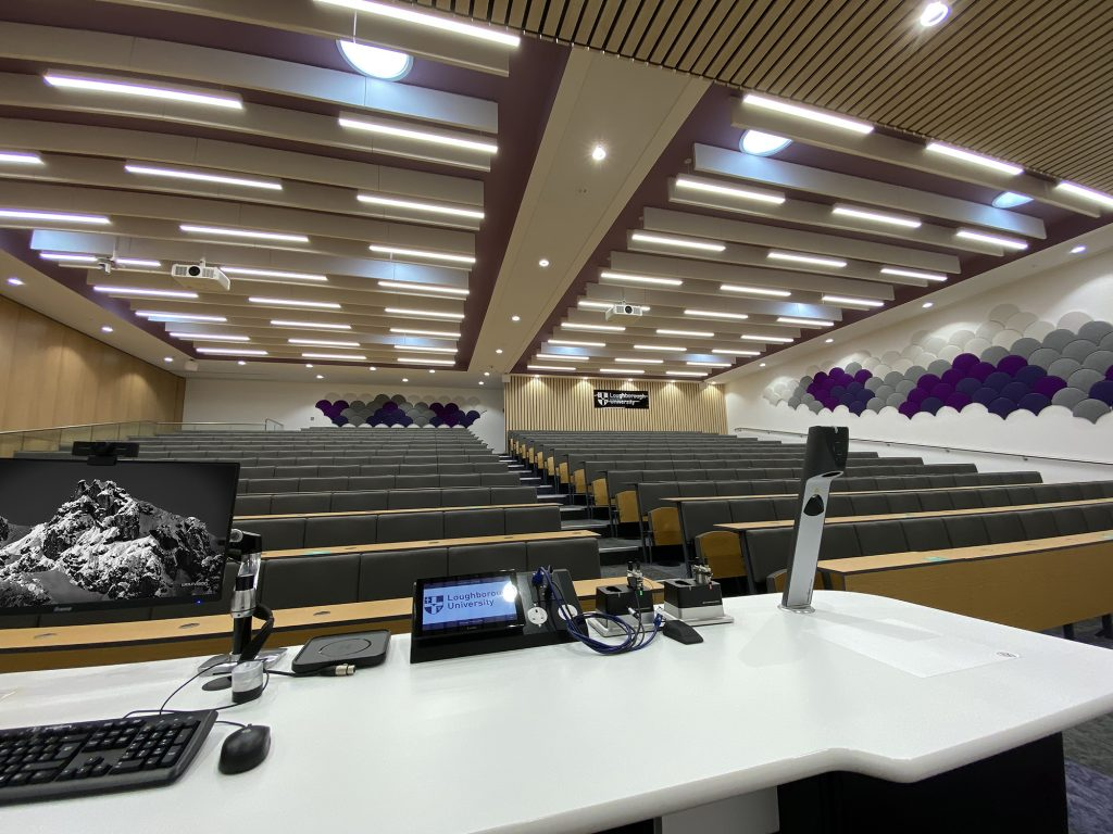 WolfVision at Loughborough University