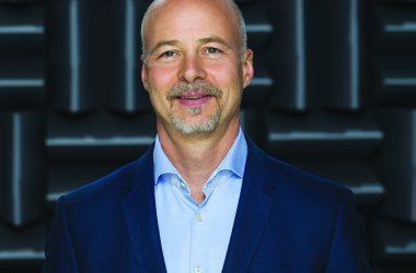 Amnon Harmon, CEO of d&b audiotechnik