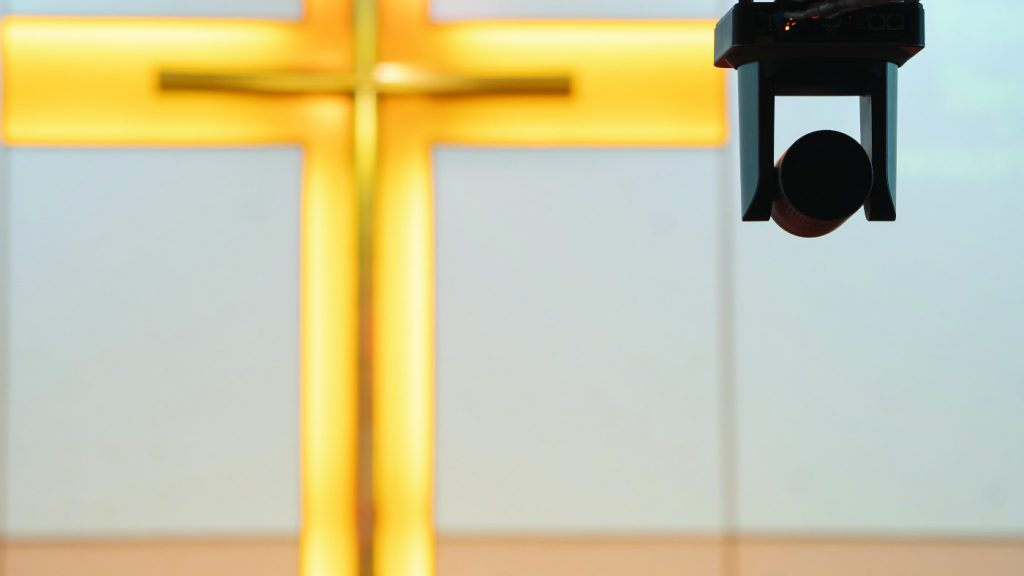 Creating Video for Worship Livestreams