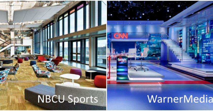 NBCU Sports, WarnerMedia