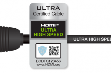 Ultra High Speed Cable for Display Interfaces