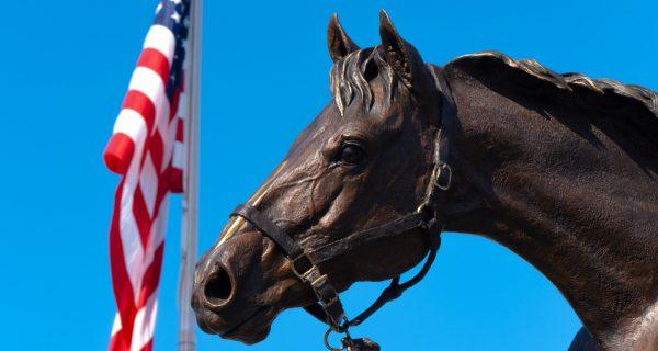 WEC Ocala, Horse Statue