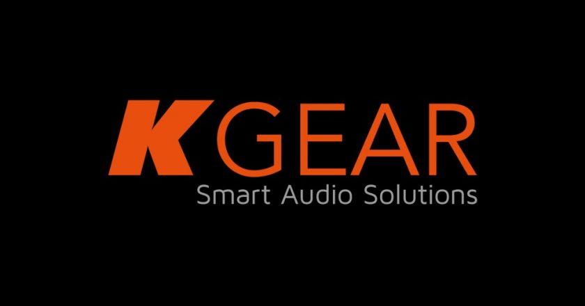 K-Array launches pro-audio brand KGEAR