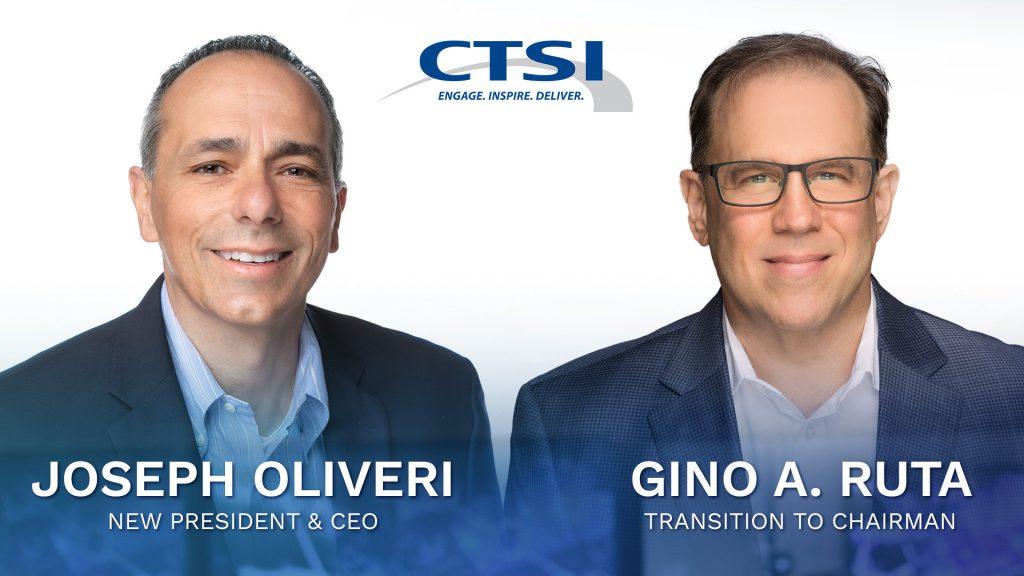 CTSI appoints Joseph Oliveri