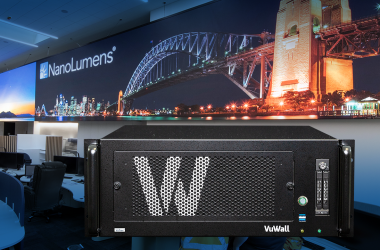 NanoLumens partners with VuWall