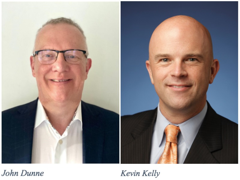 Exertis, John Dunne and Kevin Kelly
