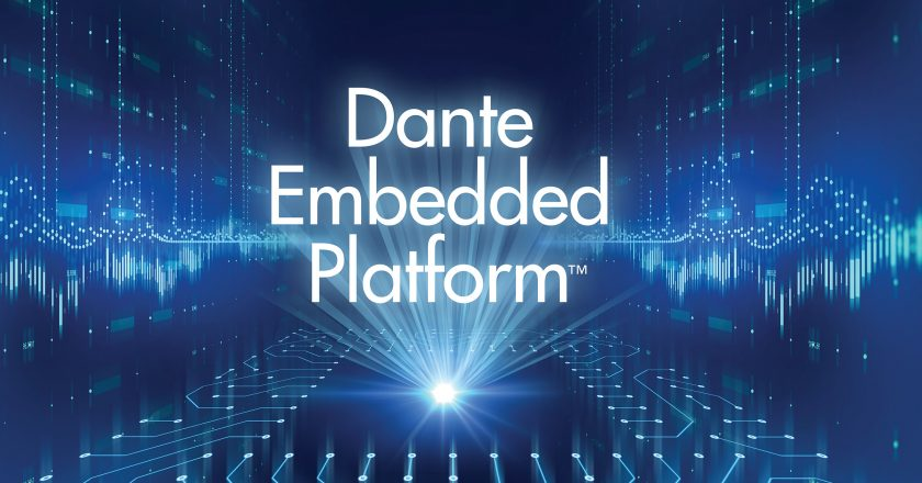 Audinate's Dante Embedded Platform