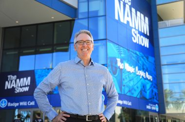 Joe Lamond former NAMM CEO