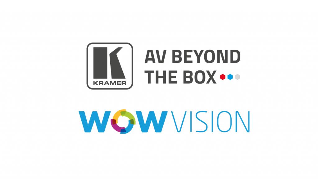 Kramer and Wow Vision logo