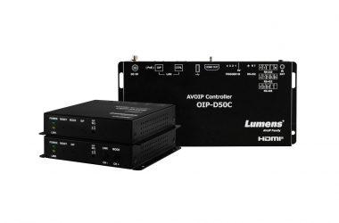 Lumens OIP-D50C, OIP-D50E, OIP-D50D, OIP-D40E and OIP-D40D in 4K/1080p