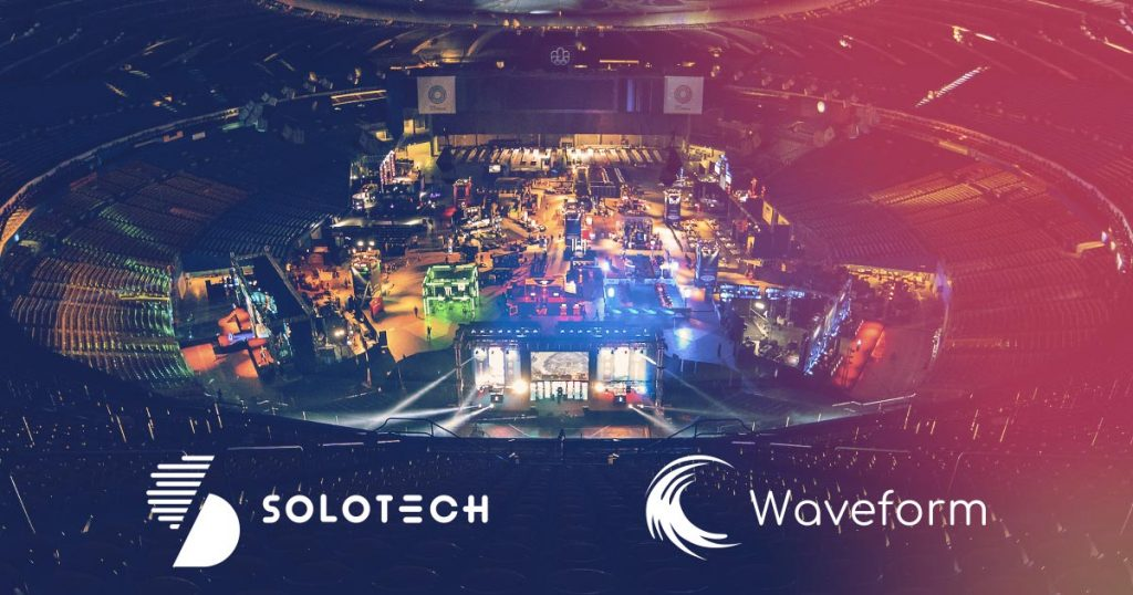 Solotech Acquires Waveform Entertainment