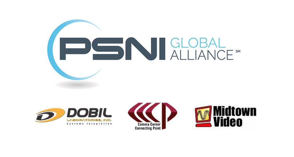 psni and new associates logos