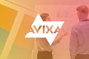 avixa's report on pay gap in the AV industry