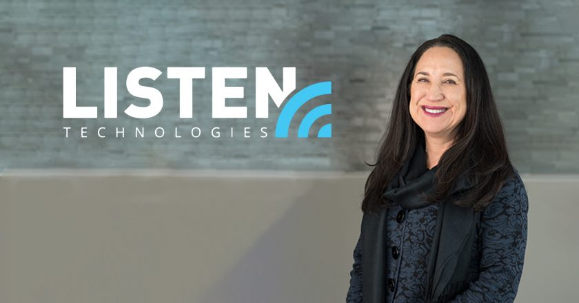 listen technologies new CEO maile keone